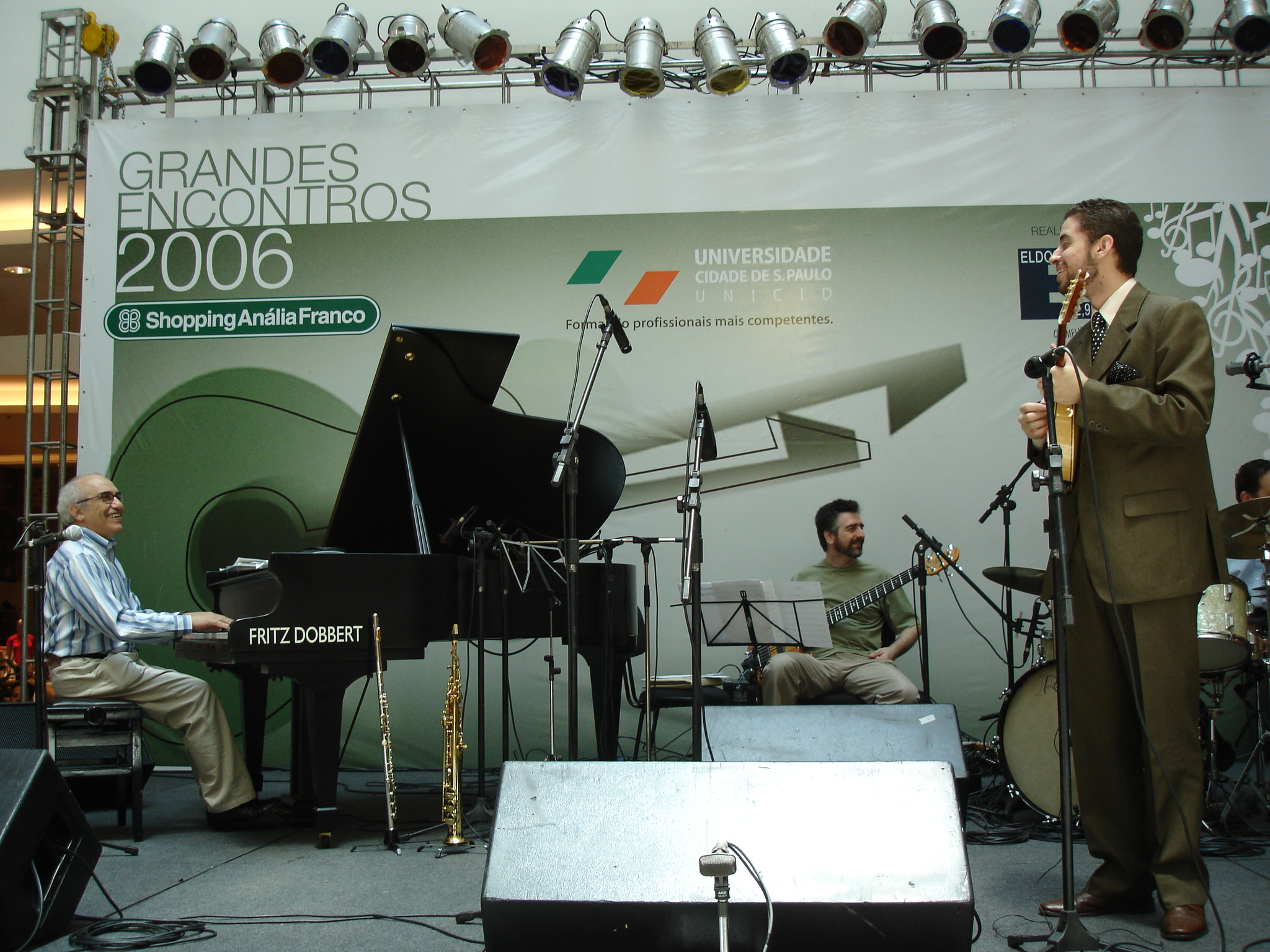 Grandes Encontros, com Zimbo Trio