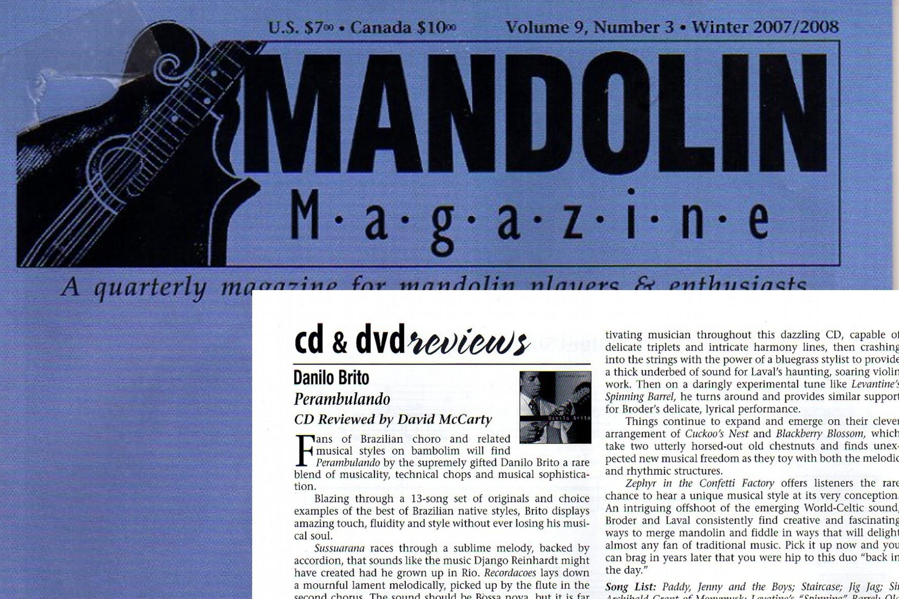 Mandolin Magazine