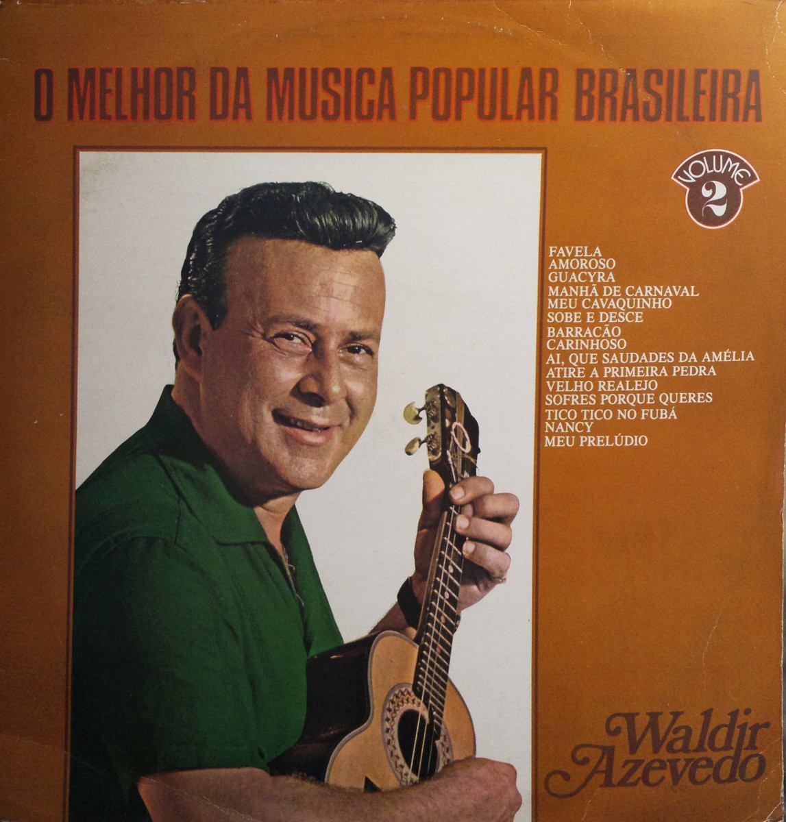 27 de janeiro - nascimento de Waldir Azevedo